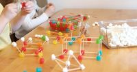 Have you noticed the big emphasis on both creativity and STEM (science, technology, engineering and math) skills for kids lately? At first glance these two thin