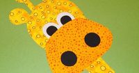 giraffe quilt pattern | Applique TEMPLATE Pattern Only GIANT GIRAFFE...New by etsykim