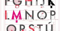 the design nerd in me is doing a little flip right now | Alphabet of Typography via popchartlabs