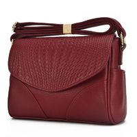 High Quality Genuine Leather Cowhide Women Small Bag R593.25