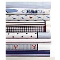 Tommy Hilfiger Bedding, Novelty Print Cotton Blend Sheet Sets