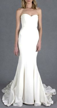 a170edfdbf Posts similar to  Nicole Miller Grecian Twill Gown -  699 - Juxtapost