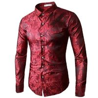 Price: $33.40 | Product: High quality Various Colours Slim Fashion Wedding Party Business Male Long Sleeve Shirts | Visit our online store https://ladiesgents.ca