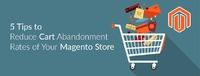 5 Tips to Reduce Cart Abandonment Rates on Your Magento Store
