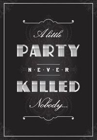 1920's Theme Party Invitations on Etsy, $3.00 | best from pinterest