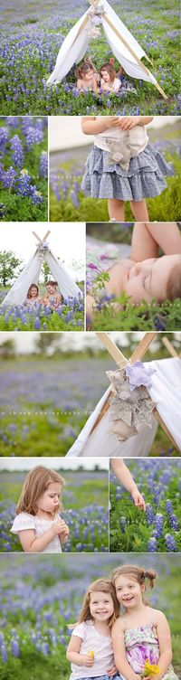 I think making a tent like this would be really easy... finding the time to make it? not so much.