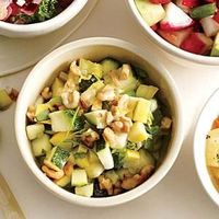 Try an innovative salsa made with savory summer squash and zucchini.
