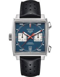 2015 TAG Heuer Monaco Calibre 11 Automatic Chronograph Review
