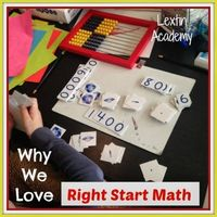 Lextin Academy of Classical Education: What We've Learned from Right Start Math