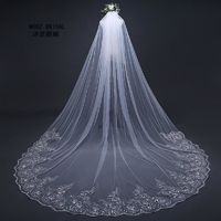 Cathedral Wedding Veil $37.99