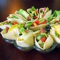 """Salad Stuffed Shells 