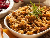 How to Make Bread Stuffing. A must-have for Thanksgiving dinner and a welcome addition to any meal of pork chops or chicken, bread stuffing is well worth the ti