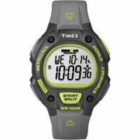 Timex Ironman 30-Lap Full-Size - Grey/Black @The Lavender Lilac