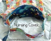 Reversible nursing cover. I like this one because the straps are more sturdy!