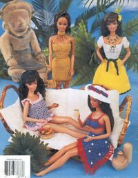 Barbie, Fashion Doll, CROCHET, pattern, http://knits4kids.com/collection-en/library/album-view?aid=2014