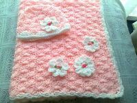 Patterns For Baby Blankets - Free Knitting Patterns from