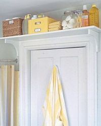 for extra storage in the bathroom?