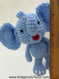 Crochet Pattern Yeti, crochet a bigfoot, amigurumi monkey by ... | 267x200