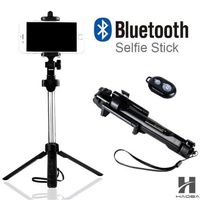 Price: $24.80 | Product: FGHGF T1 2018 Tripod Monopod Selfie Stick Bluetooth | Visit our online store https://ladiesgents.ca