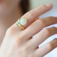 jade ring women - silver rings for women - silver rings - gifts for mom - Plum ring