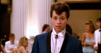 Why didn't she pick Duckie? He was way better than Blane.
