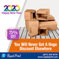 Visit RegaloPrint.Com to get mazing discount on on #packaging #boxes