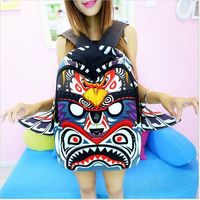 Unisex Sprayground eagle 3D Owl Wings Backpack $36.08
