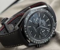 Replica Omega Speedmaster Dark Side of the Moon Pitch Black