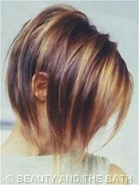 Stacked+Bob+Hairstyles+Back+View | Posted under category : celebrity hairstyle, best hairstyle, cool hair ...