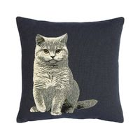 Kochka Nuit Decorative Pillow by Iosis $120.00