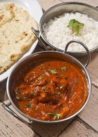 Butter Chicken - quick and easy without a tandoor