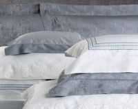 Urban Embroidery Bedding by Dea Linens $398.00