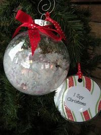 Seasons Of Joy: Christmas ornaments