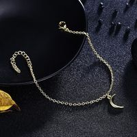 Moon Bracelet in 18K Gold Plated $75.00 Free Shipping