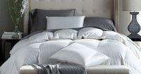 Legends Royal White Goose Down Comforter   The Company Store