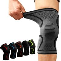 1PCS Fitness Running Cycling Knee Support Braces Elastic Nylon Sport Compression Knee Pad Sleeve for Basketball Volleyball $8.99