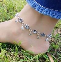 Beautiful Alloy Anklet