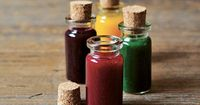 How to make natural food coloring explains using fruit and vegetables like beets, blueberries, and spinach to make food dye from scratch.