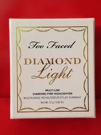 �Ÿ'‹�Ÿ'� Too Faced DIAMOND LIGHT Multi Use Diamond Fire Highlighter - Authentic $34.95 �Ÿ'‹�Ÿ'�