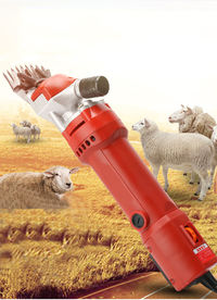 110V/220V 650W Electric Clipper Sheep Wool Shear Machine Adjustable Speed Animal Hair Clippers Tool