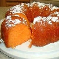 Orange Juice Cake. This cake was so moist and flavorful! Need to try with pineapple juice!--Jenn
