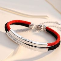 Engraved Heartbeat Couple Relationship Bracelets Gift https://www.gullei.com/engraved-heartbeat-couple-relationship-bracelets-gift.html