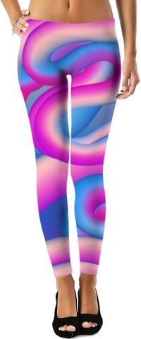 Twists And Turns Leggings $49.00