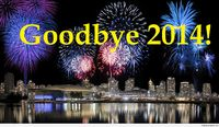 Goodbye 2014 Pictures