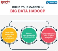 Are you searching for the best online training platform? KVCH provides the best big data Hadoop course & certification based on the current industry standard
