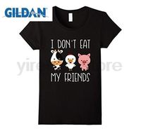 I Don't Eat My Friends - T-Shirt £15.99