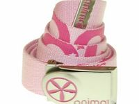 Animal Ladies Animal Corp Web Belt. Pink This Animal Corp Belt Is The Ultimate Summer And All Year Round Accessory. Perfect With Jeans Shorts Or Skirts You Cant Go Wrong. What A Bargin At Only http://www.comparestoreprices.co.uk/fashion-belts/animal-ladie...