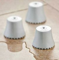 Water Leak Alarms--something for the crawlspace, garage, laundry room, water tank room, bathroom & under the kitchen sink! $19.99 for a set of 3