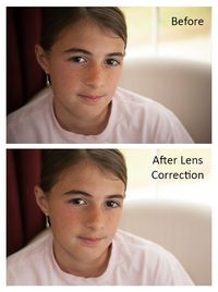 There is one little setting that is so very often overlooked in Lightroom and it's a setting that can make editing quicker and easier - Lens Correction. Some ca