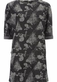 Dorothy Perkins Womens Tall Washed Black Rose Tunic- Black Tall washed black rose floral print denim tunic. Length is 92cm 100% Cotton. Machine washable. http://www.comparestoreprices.co.uk//dorothy-perkins-womens-tall-washed-black-rose-tunic-black.as...